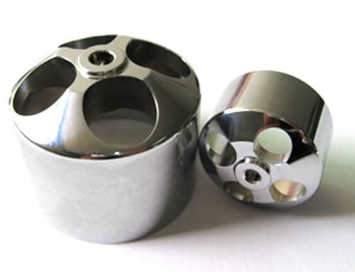 Stainless Steel CNC Part